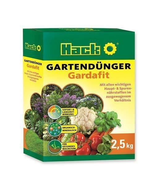 """Hack Concime universale da giardino """"Gardafit"""