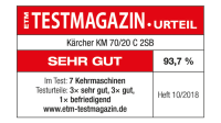 Kärcher Kehrmaschine KM 70/20 C 2 SB