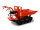 Transporter con cingoli Canycom BFP 602 MBDT