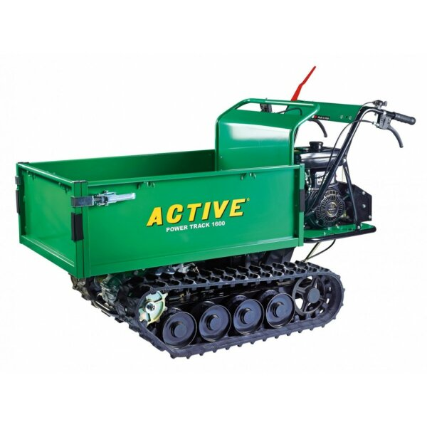 Transporter con cingoli  Active Power Track 1600 Idraulico