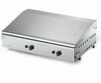 Barbecue Ompagrill Plancha Double 4071/Cover