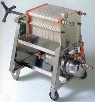Filtermaschine - ohne Filter
