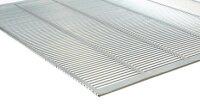 Metall Absperrgitter 395 x 476 mm, zur Direktauflage auf die Rähmchen