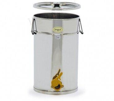 Contenitore Imgut® 50 kg in acciaio inox