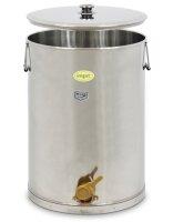 Contenitore Imgut® 100 kg in acciaio inox