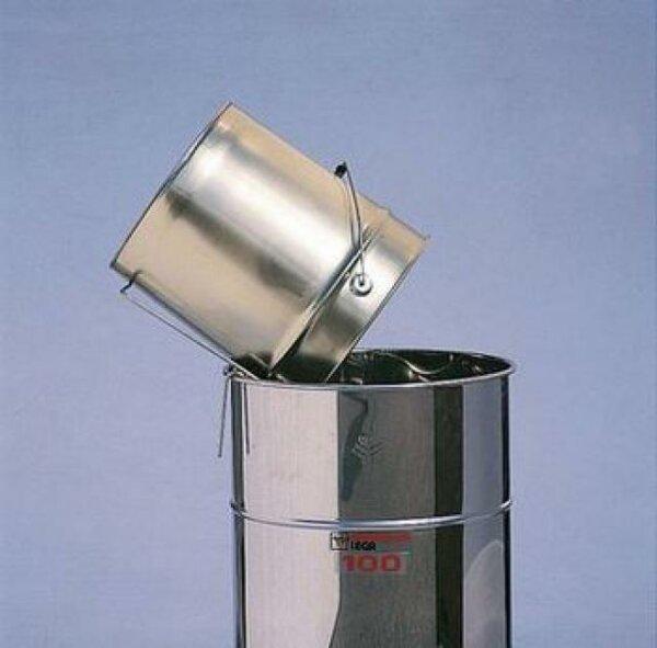 Eimer-Abtropfhalter, aus Edelstahl, Universal