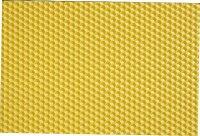 Gegossene Mittelwand 410x130mm für Dadant Honigwaben...