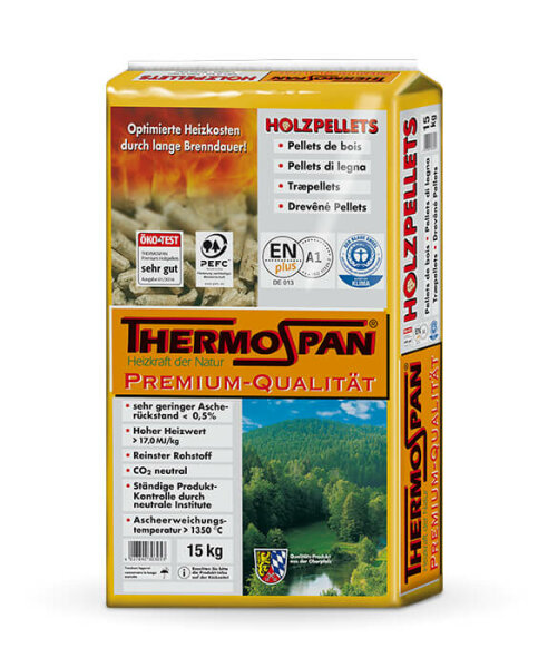 Holzpellets Premium