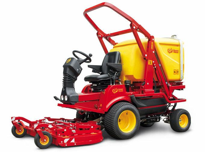 gianni ferrari rasenm her traktor pg 280 dw. Black Bedroom Furniture Sets. Home Design Ideas