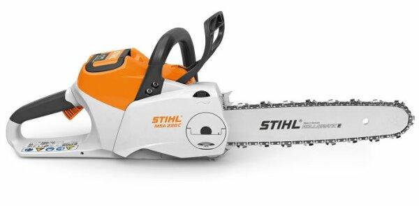 Motosega Stihl MSA 220 C-BQ (senza batteria e caricabatteria)