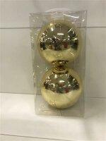 Weihnachtskugel Kunststoff 150mm - 2 Stck