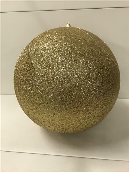 Weihnachtskugel Kunststoff 250 mm