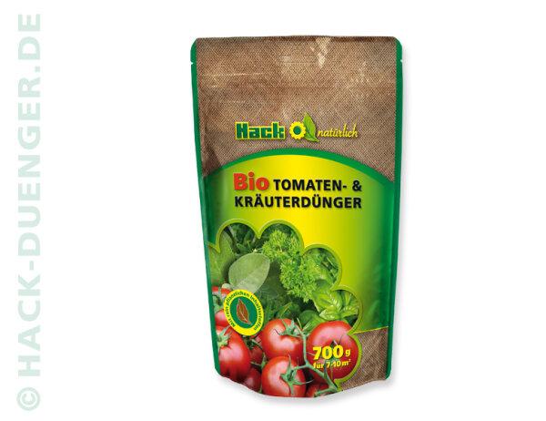 Hack Bio Tomaten - & Kräuterdünger