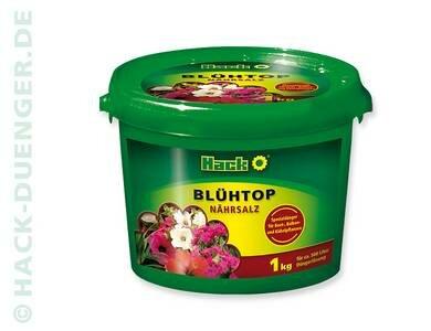 Sale nutritivo Blühtop Hack