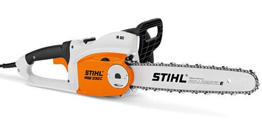 Elettrosega Stihl MSE 230 C-B