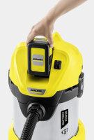 Aspiratore multiuso Kärcher WD 3 - Battery Premium...