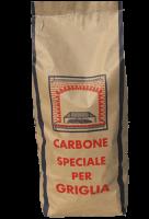 Carbone speciale per griglia