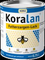 Futterzargenlack Koralan 0,75l