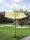 Sonnenschirm Papillon ADRA rund oder rechteckig