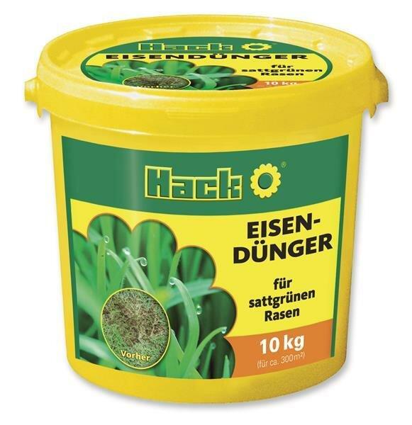 Confezione da 10 kg per 300 qm